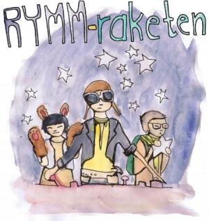 Rymm-raketen, med Teater Eksem